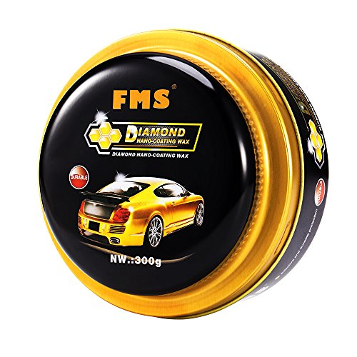 FMS Paste Wax Ultra Gloss Dur Pâte Cire De...