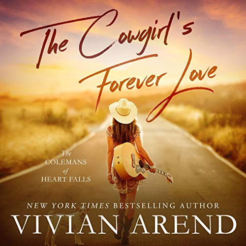 The Cowgirl's Forever Love cover art