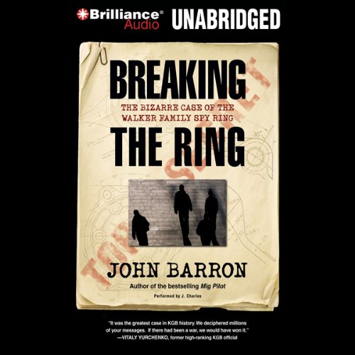 Breaking the Ring audiobook cover art