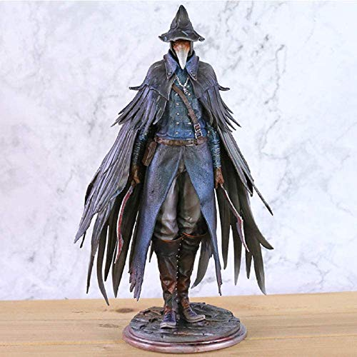 TELEPHNY Anime Model, Statuenew Game Bloodborne Eileen The Crow Action Figures 1/6 Scale Statue Collection of Toy Gifts 30cm