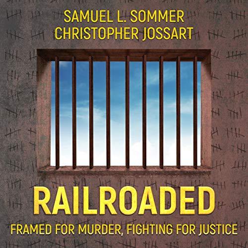 Railroaded audiobook cover art