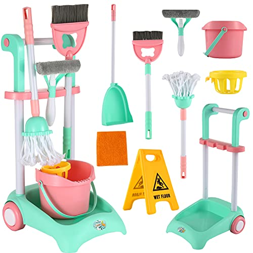 KLT New Upgraded Kids Cleaning S...