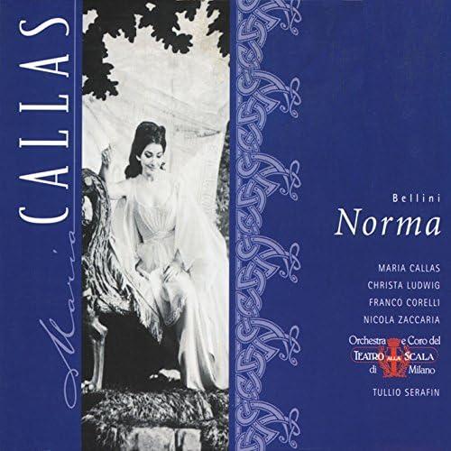 Vincenzo Bellini & Maria Callas/Franco Corelli/Christa Ludwig/Nicola Zaccaria/Coro E Orchestra Del Teatro Alla Scala, Milano/Tullio Serafin