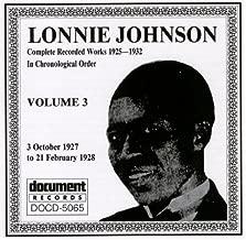 lonnie johnson violin