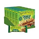 Nature Valley Crunchy Hafer und Honig, Müsliriegel, 5er Pack (5 x 210g Multipack mit je 10 Riegeln)