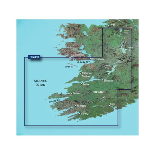 Garmin 010-C0827-00 software de navegacíon - Software de navegación (Galway Bay-Cork)