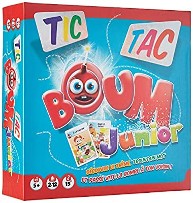 Asmodee Jeux famille - Tic Tac