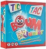 Tic Tac Boum Junior - Asmodee - Jeu de société - Jeu enfant - Jeu de mots