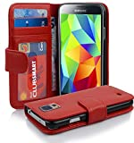 Cadorabo Hülle für Samsung Galaxy S5 / S5 NEO in Inferno