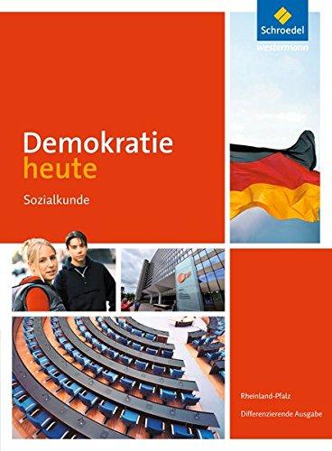 Demokratie heute - Differenzierende Ausgabe 2016 für Rheinland-Pfalz: Schülerband