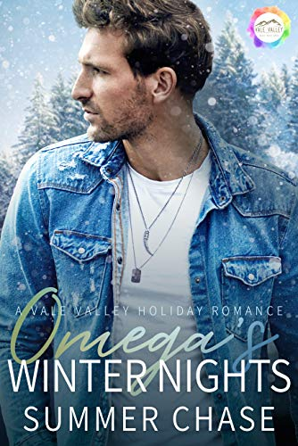 Omega's Winter Nights: A Holiday Romance (Vale Valley Season Four Book 7)