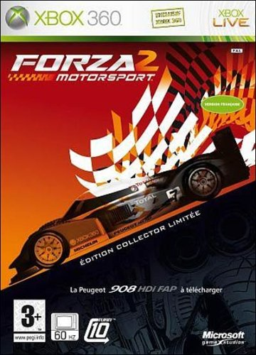 Forza Motorsport 2 - édition collector