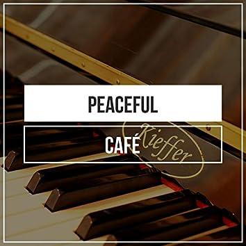 Peaceful Café Piano Atmosphere