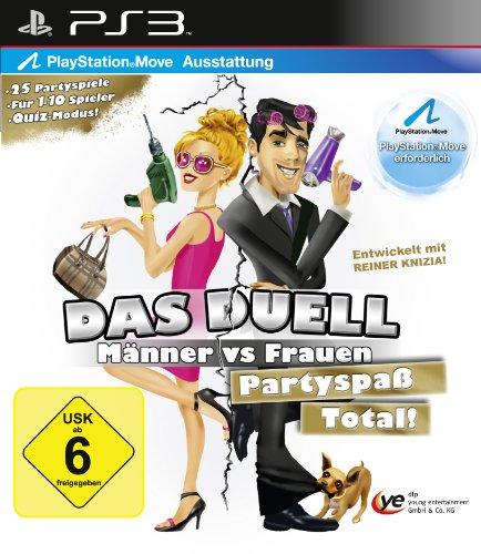 Das Duell - Männer vs. Frauen: Partyspaß Total!