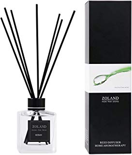 TIYOLE Reed Diffuser Sticks Sandalwood Diffuser Room Diffusers Stress Relief Aromatic