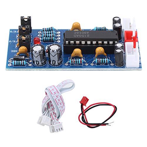 SALUTUYA Amplificador de Efectos de Sonido BBE2150, Amplificador de Placa de sintonización...