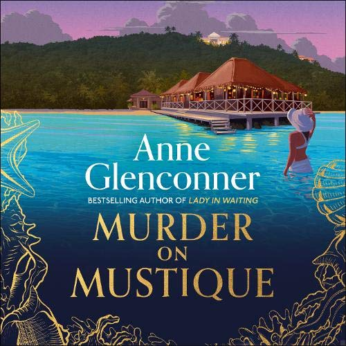 Murder on Mustique Titelbild
