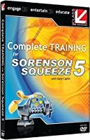 Class on Demand: Complete Training for Sorenson Squeeze 5 Educational Training Tutorial DVD Hosted with Nate Caplin, 90800 [並行輸入品]
