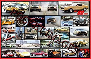 Best gone in 60 seconds 1974 movie poster Reviews