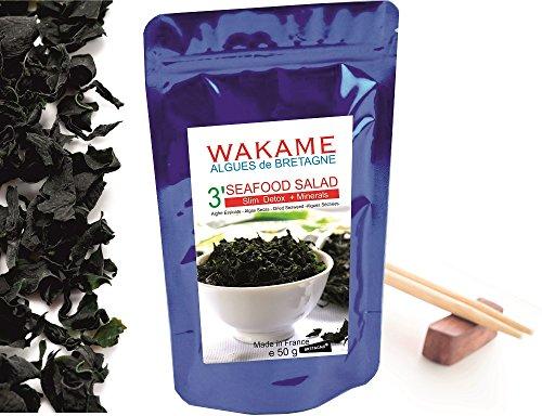 Wakame-Algen