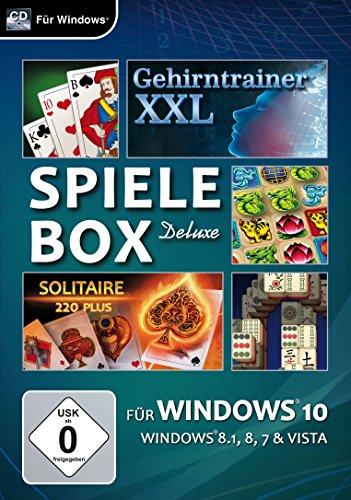 Spielebox Deluxe für Windows 10 [PC]