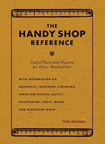 The Handy Shop Reference Book