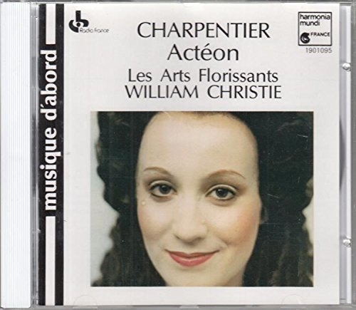 Acteon (Les Arts Florissants-W.Christie)