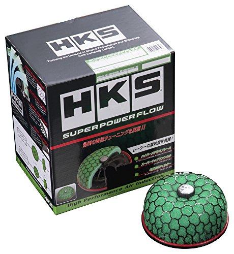 HKS スーパーパワーフロー(エアクリーナー) ロードスター GF- NB8C/NB6C BP-ZE/B6-ZE 98/01-00/07 70019-AZ104 70019-AZ104