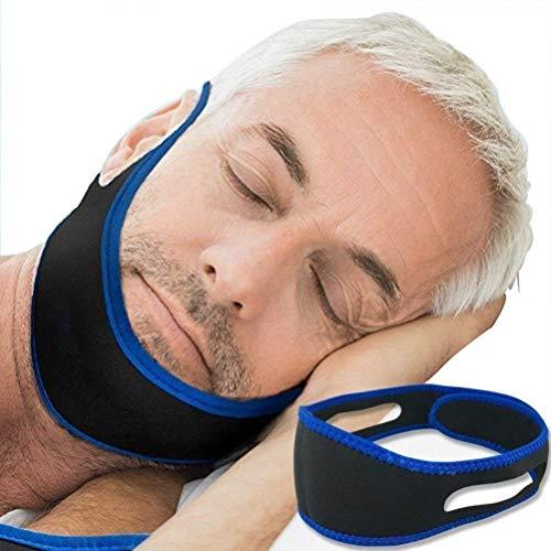 SYCJO Dispositivo Anti-ronquido, Dispositivo Anti-ronquido, Anti-ronquido, artefacto Anti-ronquido, Anti-ronquido, ronquido Nasal, ortesis respiratoria, Unisex, Piezas aplicables: Cabeza