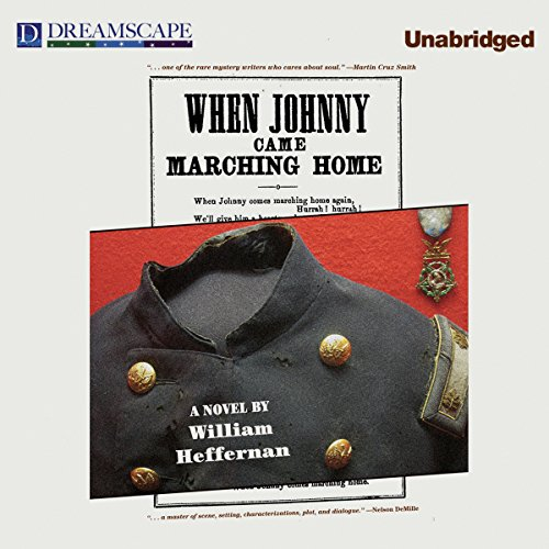 When Johnny Came Marching Home audiobook cover art