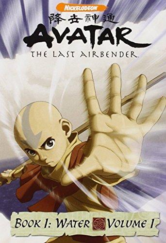 Avatar: The Last Airbender, Volume 1 [DVD] [Edizione: Regno Unito]
