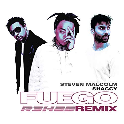 Steven Malcolm, R3HAB & Shaggy