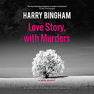 Love Story, with Murders audiobook cover art