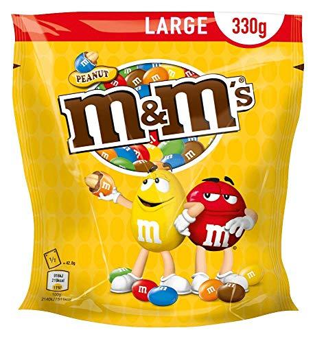 M&M´s Peanut, 330g