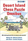 Desert Island Chess Puzzle Omnibus (English Edition)