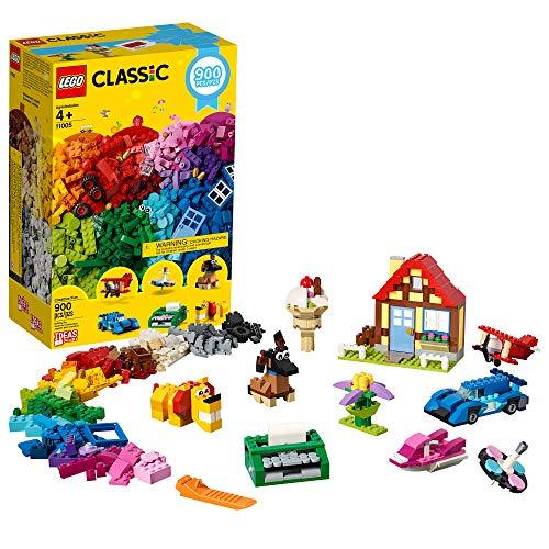LEGO Classic Creative Fun 11005 Building Kit, New 2021 (900 Pieces)