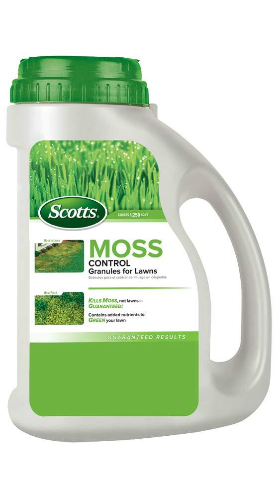 Scotts Control Granules Lawns 250 Sq
