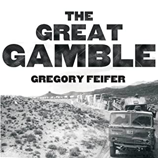 The Great Gamble audiobook cover art
