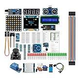 #N/A/a 87 en 1 Kit de módulos de sensores de hogar Inteligente para Raspberry Pi DIY Profesional (Kit de hogar Inteligente)