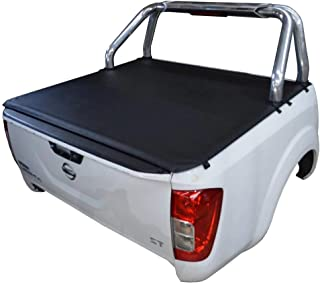 ClipOn Ute/Tonneau Cover for Nissan Navara NP300/D23 (July 2015 to Current) Dual Cab suits Factory Sports Bars