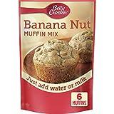 Betty Crocker Banana Nut Muffin Mix, 6.4 oz (Pack of 9)