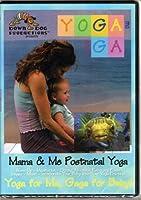 Yoga Ma Baby Ga: Mama & Me Postnatal Yoga [DVD]