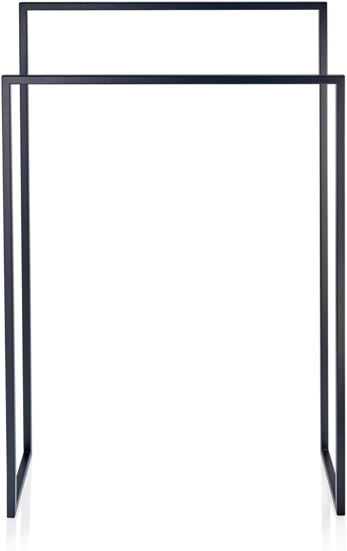 Handtuchständer hochformatig HT 10 von von von Decor Walther (Schwarz matt) B07CW1J79Y 1d6dd9