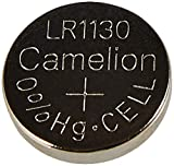 Camelion 12050210 Celdas sin Mercurio alcalinas de botón AG