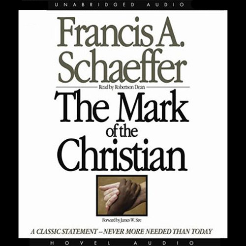 Mark of the Christian audiobook cover art