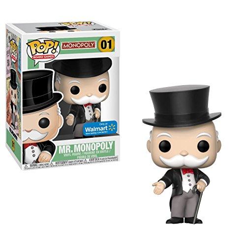 Funko Pop! Vinyl Mr. PennyBags Monopoly-Figur USA Exklusiv und sehr schwer zu finden