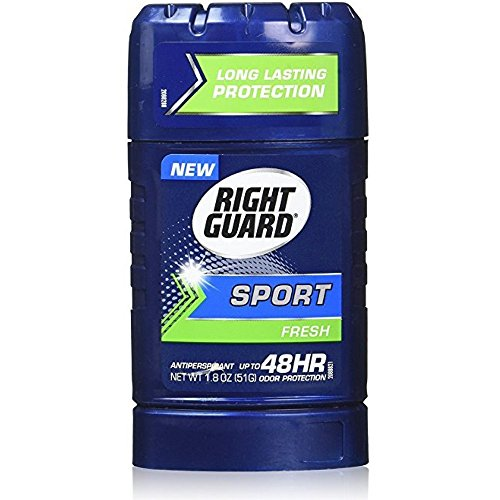 Right Guard Sport 3-D Odor Defense Antiperspirant & Deodorant Stick For Unisex 50g