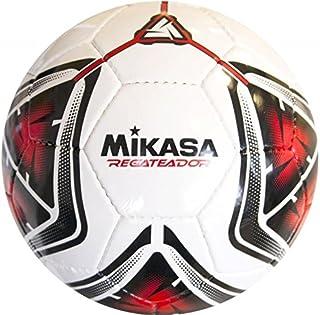 Mikasa Unisex Regatea Dorr Foot Football Footvoll Eyball–White (Pack of 5