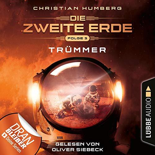 Trümmer - Mission Genesis audiobook cover art