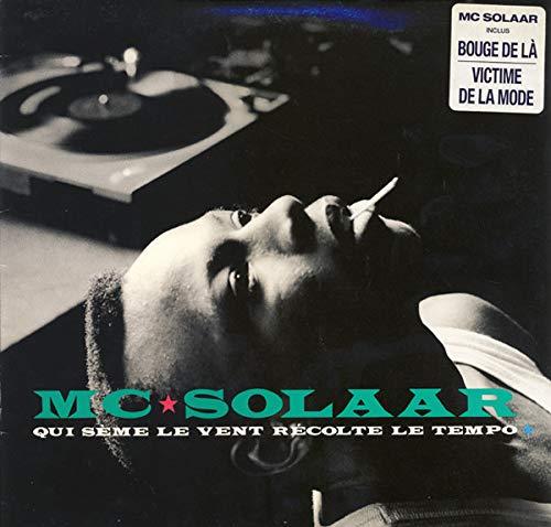 MC Solaar - Qui Sème Le Vent Récolte Le Tempo - Polydor - 511 133-1